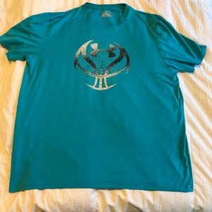 Under Armour HeatGear Loose Fitting T-Shirt 2XL